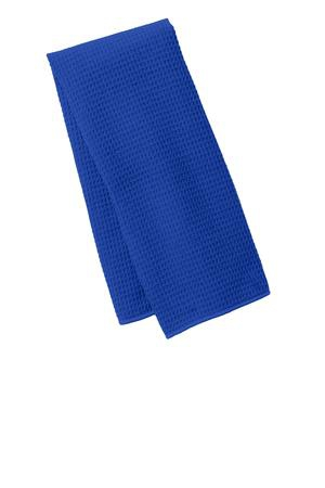 Port Authority Waffle Microfiber Fitness Towel. TW59