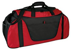 Port & Company TwoTone Medium Duffel. BG1050