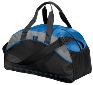 Port & Company  Medium Contrast Duffel. BG1070