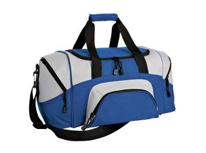 Port & Company  Colorblock Small Sport Duffel. BG990S