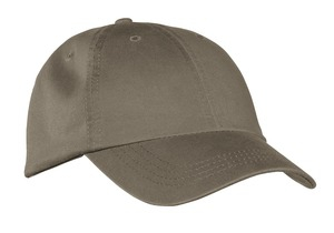 Port & Company  Washed Twill Cap.  CP78