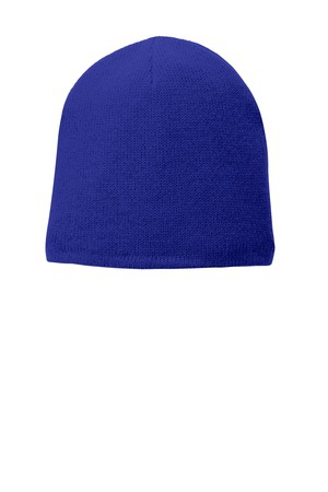 Port & Company FleeceLined Beanie Cap. CP91L