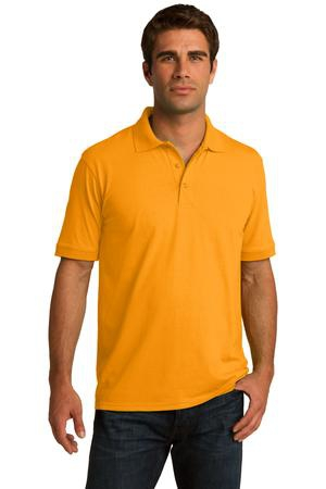 Port & Company 5.5Ounce Jersey Knit Polo. KP55