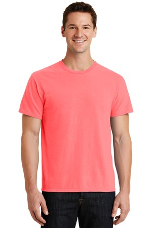 Port & Company  PigmentDyed Tee. PC099