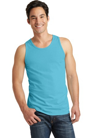 Port & Company PigmentDyed Tank Top.  PC099TT