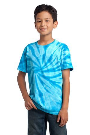 Port & Company  Youth TieDye Tee. PC147Y