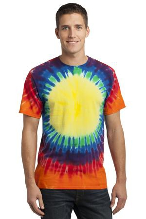 Port & Company Window TieDye Tee. PC149