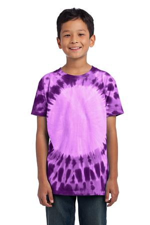 Port & Company  Youth Window TieDye Tee. PC149Y