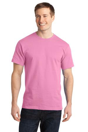 Port & Company  Ring Spun Cotton Tee. PC150