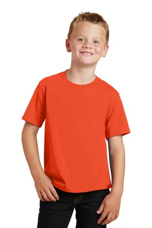 Port & Company Youth Fan Favorite Tee. PC450Y