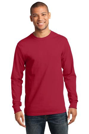 Port & Company  Long Sleeve Essential Tee. PC61LS