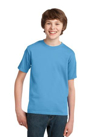 Port & Company  Youth Essential Tee. PC61Y