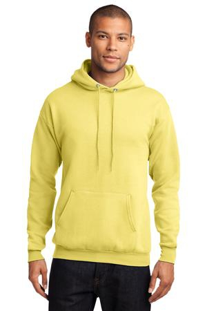 Port & Company  Classic Pullover Hooded Sweatshirt. PC78H
