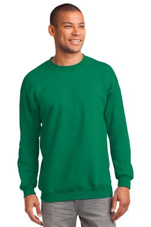 Port & Company  Essential Fleece Crewneck Sweatshirt.  PC90
