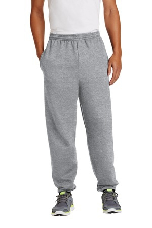 Port & Company  Essential Fleece Sweatpant with Pockets.  PC90P