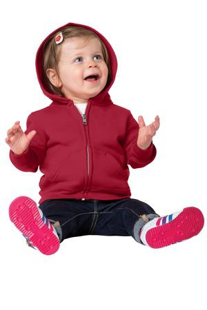 Precious Cargo Infant FullZip Hooded Sweatshirt. CAR78IZH