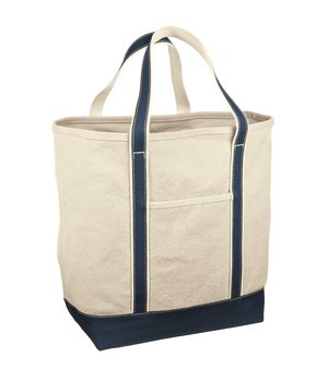 Red House  Large Heavyweight Canvas Tote. RH35