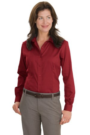 Red House  Ladies Nailhead NonIron Shirt.  RH47