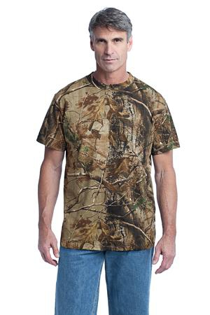 Russell Outdoors™  Realtree Explorer 100% Cotton TShirt. NP0021R