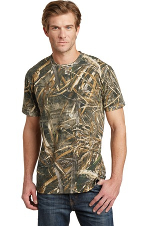 Russell Outdoors  Realtree Explorer 100% Cotton TShirt. NP0021R