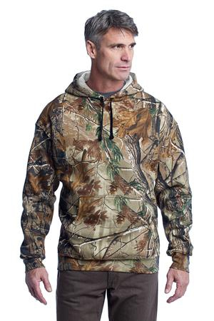 Russell Outdoors  Realtree Pullover Hooded Sweatshirt. S459R