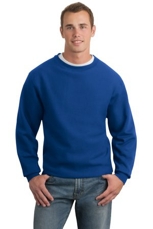 SportTek Super Heavyweight Crewneck Sweatshirt.  F280