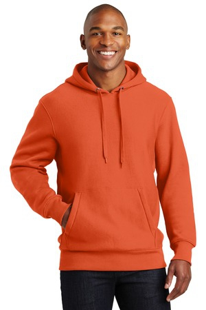 SportTek Super Heavyweight Pullover Hooded Sweatshirt.  F281