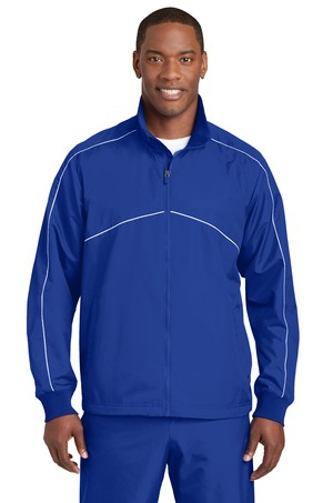 SportTek Shield Ripstop Jacket.  JST83