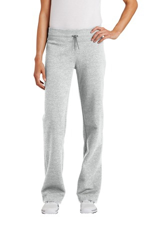 SportTek Ladies Fleece Pant. L257