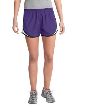 SportTek Ladies Cadence Short. LST304
