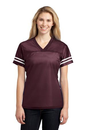 SportTek Ladies PosiCharge Replica Jersey. LST307