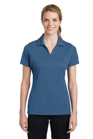 SportTek Ladies PosiCharge RacerMesh Polo. LST640