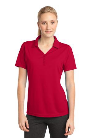 SportTek Ladies PosiCharge MicroMesh Polo. LST680