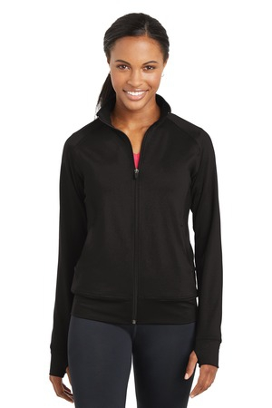 SportTek® Ladies NRG Fitness Jacket. LST885