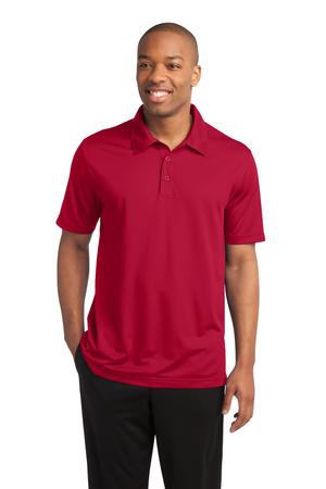 SportTek PosiCharge Active Textured Polo. ST690