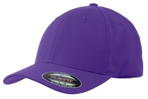 SportTek Flexfit Performance Solid Cap. STC17