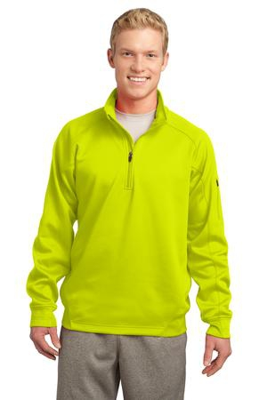 SportTek Tall Tech Fleece 1/4Zip Pullover. TST247