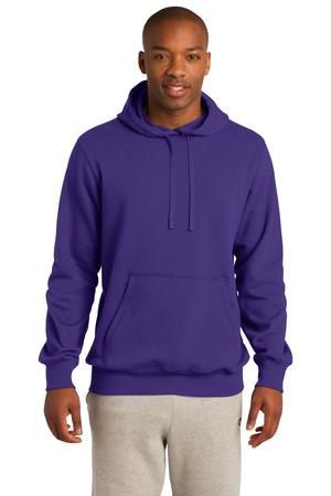 SportTek Tall Pullover Hooded Sweatshirt. TST254