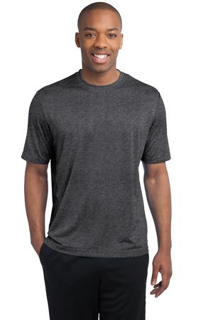 SportTek Tall Heather Contender Tee. TST360