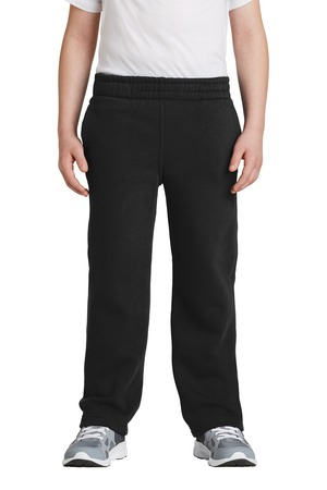 SportTek Youth Sweatpant. Y257