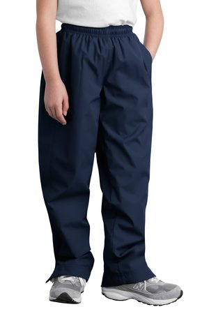 SportTek Youth Wind Pant. YPST74