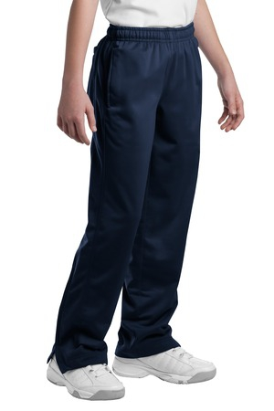 SportTek Youth Tricot Track Pant. YPST91