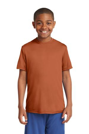 SportTek Youth PosiCharge Competitor Tee. YST350