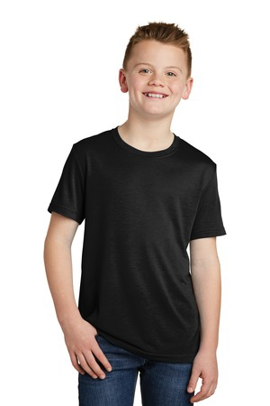 SportTek Youth PosiCharge Competitor Cotton Touch Tee. YST450