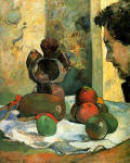 Still Life with Profile of Charles, 1886